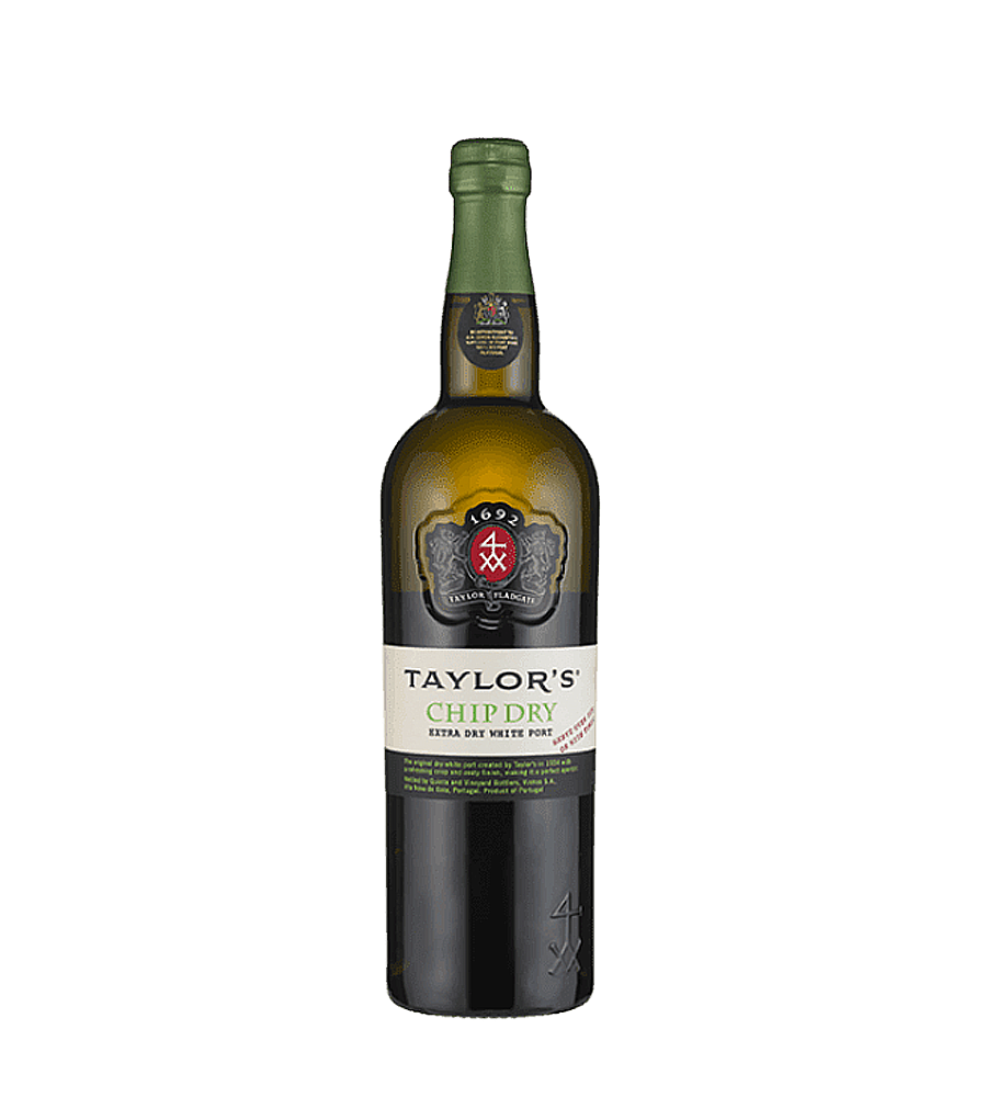 Port Wine Taylors Chip Dry White, 75cl Douro
